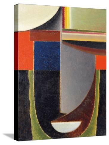 Abstract Head: Andante (Abstrakter Kopf: Andante), 1933-Alexej Von Jawlensky-Stretched Canvas Print