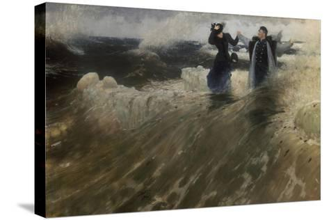 What Freedom! 1903-Ilja Efimowitsch Repin-Stretched Canvas Print