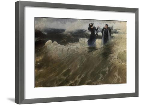 What Freedom! 1903-Ilja Efimowitsch Repin-Framed Art Print