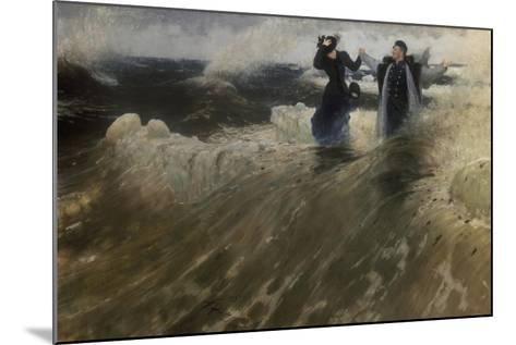 What Freedom! 1903-Ilja Efimowitsch Repin-Mounted Giclee Print