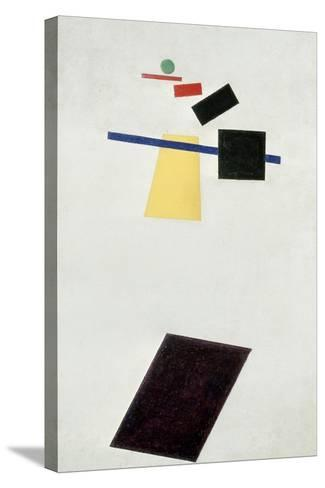 The Football Game, after 1914-Kasimir Malevich-Stretched Canvas Print