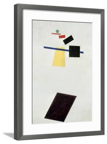 The Football Game, after 1914-Kasimir Malevich-Framed Art Print