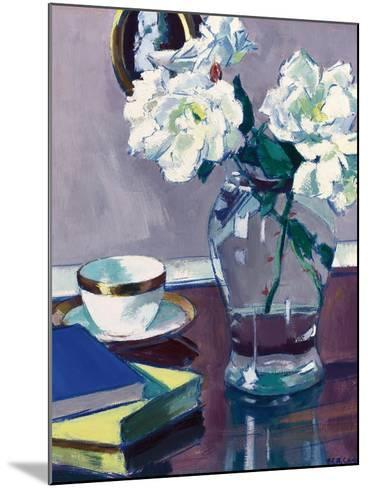 Roses, Late 1920S-Francis Campbell Boileau Cadell-Mounted Giclee Print