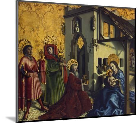 Adoration of the Magi-Konrad Witz-Mounted Giclee Print