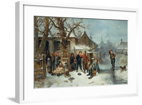 Pleasures of Winter-Mari Ten Kate-Framed Art Print