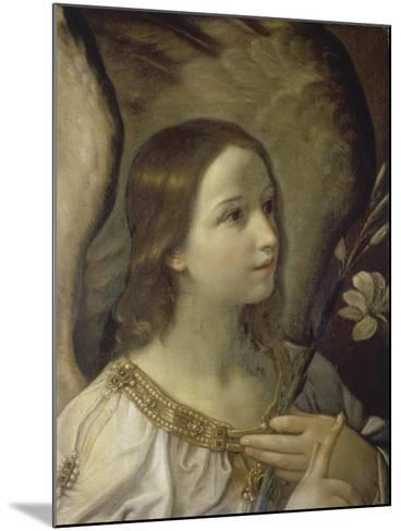 The Annunciation-Guido Reni-Mounted Giclee Print