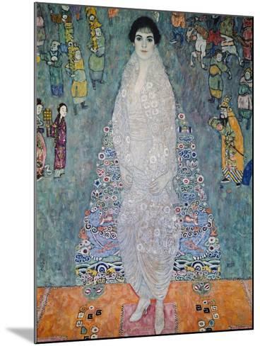 Portrait of Baroness Elisabeth Bachofen-Echt, 1915-16-Gustav Klimt-Mounted Giclee Print