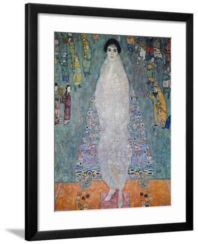 Portrait of Baroness Elisabeth Bachofen-Echt, 1915-16-Gustav Klimt-Framed Art Print