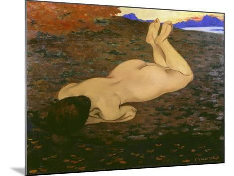 The Source, 1897-Felix Vallotton-Mounted Giclee Print