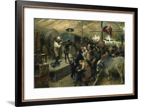 The Menagerie, 1894-Paul Serusier-Framed Art Print