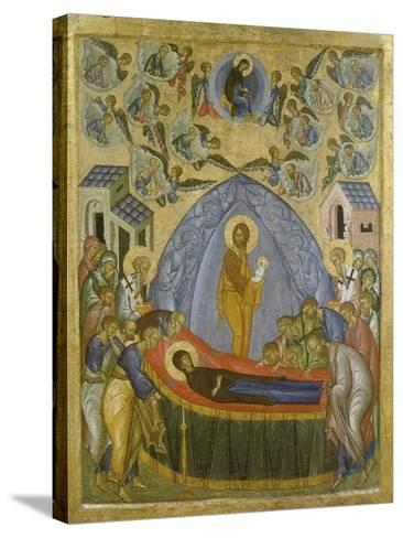 Ascension of the Virgin--Stretched Canvas Print