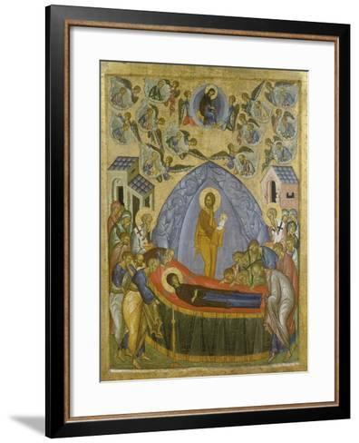 Ascension of the Virgin--Framed Art Print