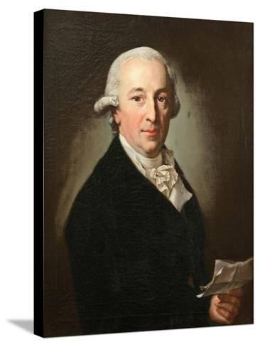 Johann Gottfried Herder (1744-1803), Ca. 1780--Stretched Canvas Print