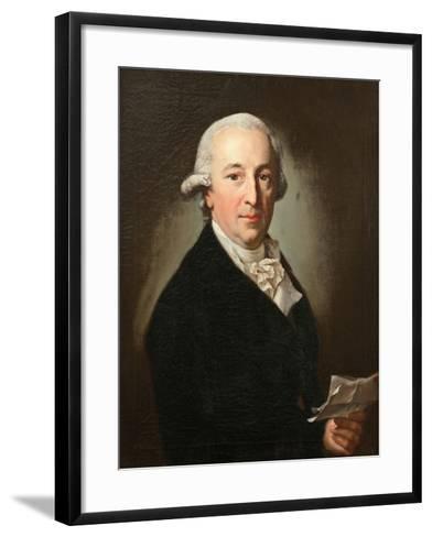 Johann Gottfried Herder (1744-1803), Ca. 1780--Framed Art Print