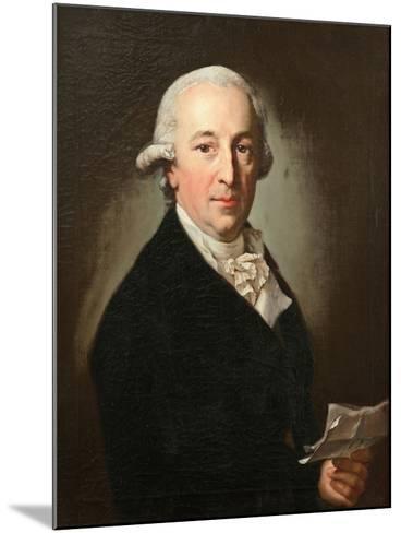 Johann Gottfried Herder (1744-1803), Ca. 1780--Mounted Giclee Print