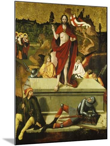 Resurrection of Christ-Schweizer Meister-Mounted Giclee Print