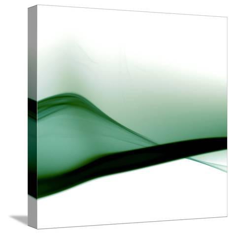 Smoke--Stretched Canvas Print