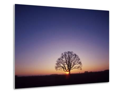 Sundown-PhotoINC-Metal Print