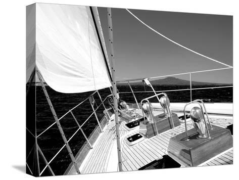 Sailing--Stretched Canvas Print