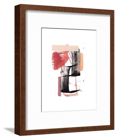 140729-1-Jaime Derringer-Framed Art Print