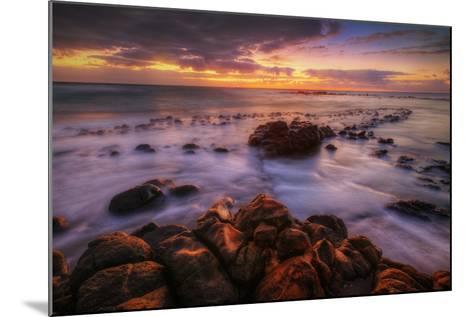 Sunrise at Kapaa, Kauai Hawaii-Vincent James-Mounted Photographic Print