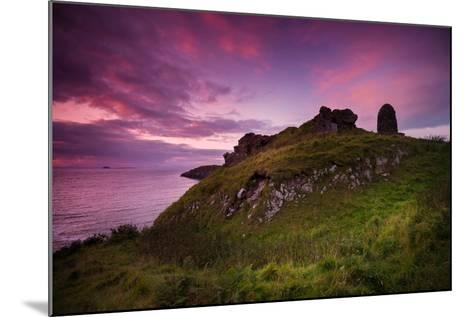 Duntulm Castle-Philippe Sainte-Laudy-Mounted Photographic Print