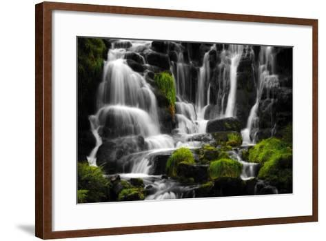 The Sound of Water-Philippe Sainte-Laudy-Framed Art Print