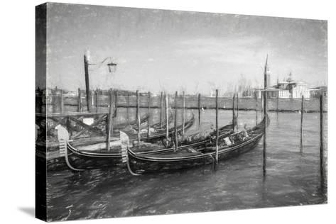 Old Venice-Marco Carmassi-Stretched Canvas Print