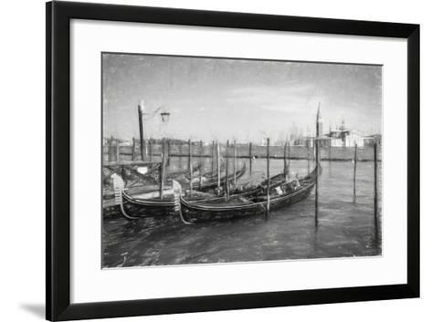 Old Venice-Marco Carmassi-Framed Art Print