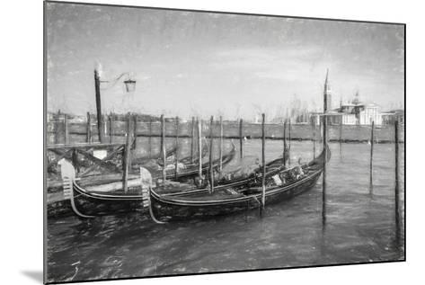 Old Venice-Marco Carmassi-Mounted Photographic Print