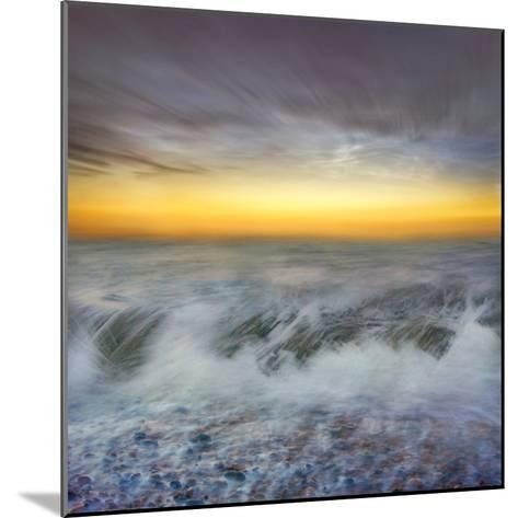 Golden Horizons-Adrian Campfield-Mounted Photographic Print