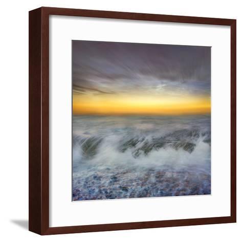 Golden Horizons-Adrian Campfield-Framed Art Print