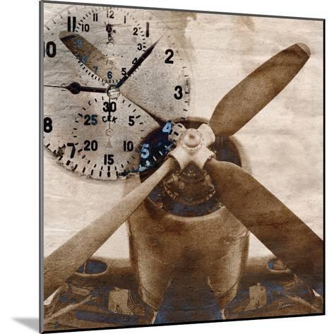 History of Aviation 1-Beau Jakobs-Mounted Premium Giclee Print