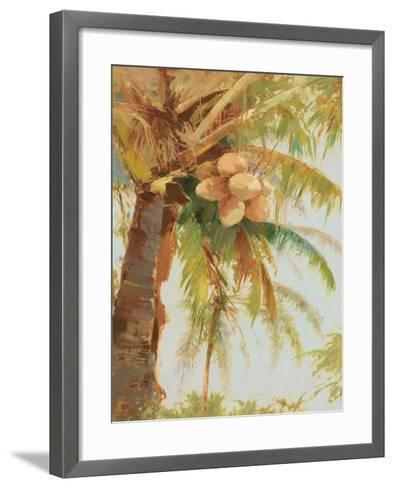 Tropic Palm- Stefano-Framed Art Print