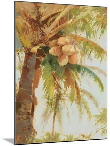 Tropic Palm- Stefano-Mounted Premium Giclee Print