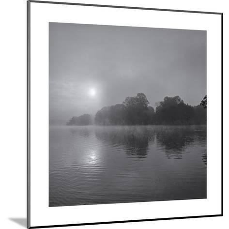 Sunrise on Lake-Henri Silberman-Mounted Photographic Print