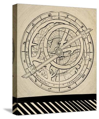 Astrology Chart-GI ArtLab-Stretched Canvas Print