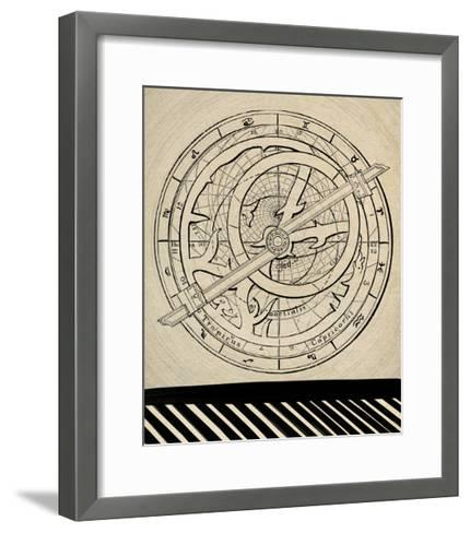 Astrology Chart-GI ArtLab-Framed Art Print