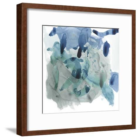 Amorphous J-Franka Palek-Framed Art Print