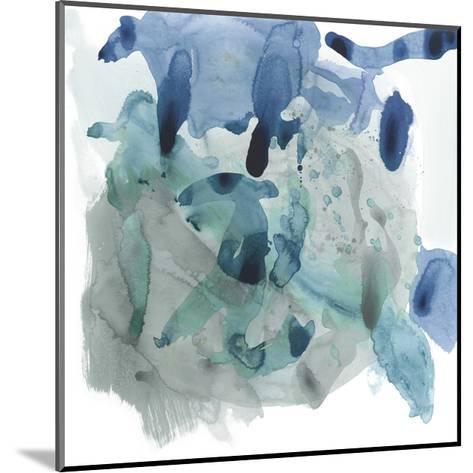 Amorphous J-Franka Palek-Mounted Premium Giclee Print