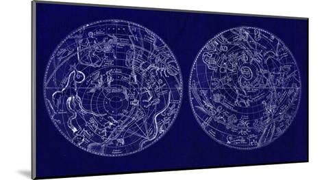 Astrological Charts--Mounted Premium Giclee Print