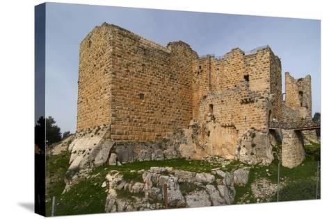 Al-Rabad Castle (Ajloun Castle), 1184-85, Ajloun, Jordan--Stretched Canvas Print
