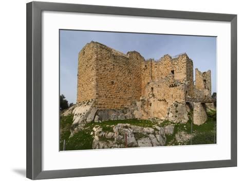Al-Rabad Castle (Ajloun Castle), 1184-85, Ajloun, Jordan--Framed Art Print