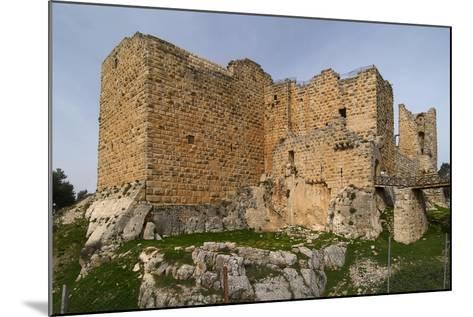 Al-Rabad Castle (Ajloun Castle), 1184-85, Ajloun, Jordan--Mounted Photo
