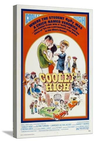 Cooley High, 1975--Stretched Canvas Print