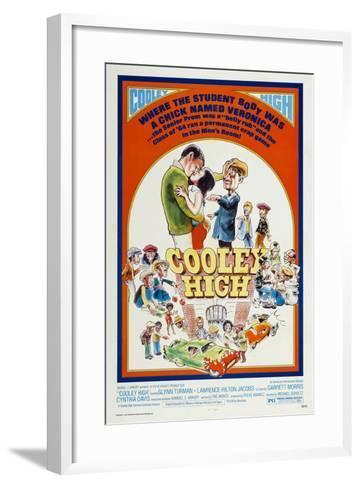 Cooley High, 1975--Framed Art Print