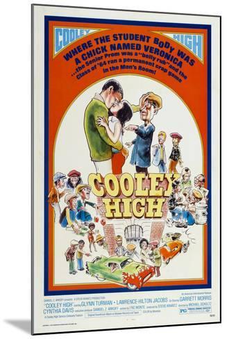 Cooley High, 1975--Mounted Art Print
