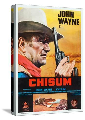Chisum, 1970--Stretched Canvas Print