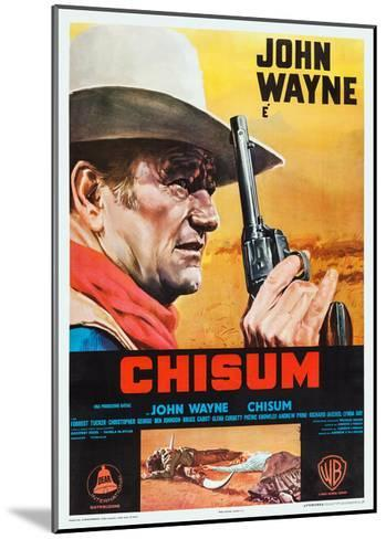 Chisum, 1970--Mounted Art Print