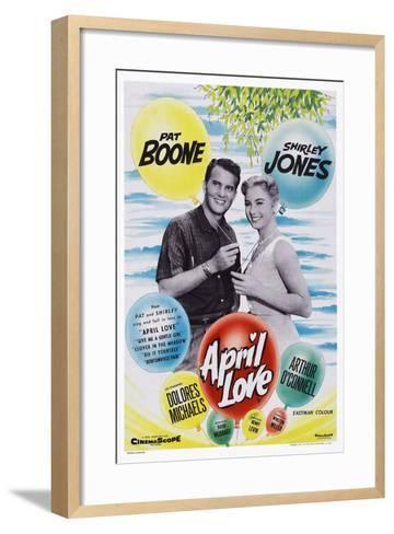 April Love, 1957--Framed Art Print